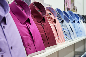 Discoloration of Colored Dress Shirts