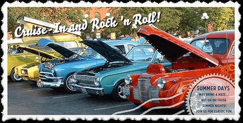 Geneva Classic Car Show
