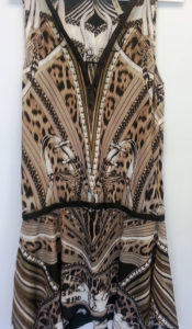 Heads Up! For This Roberto Cavalli Dress