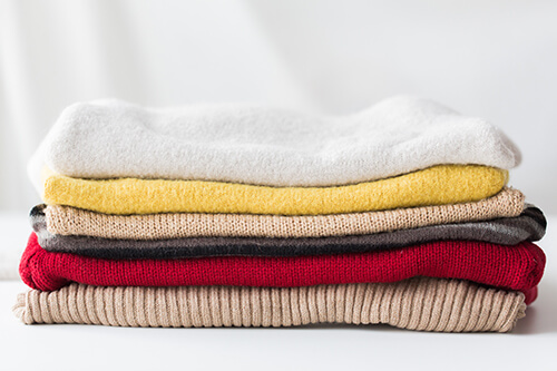 knit garment