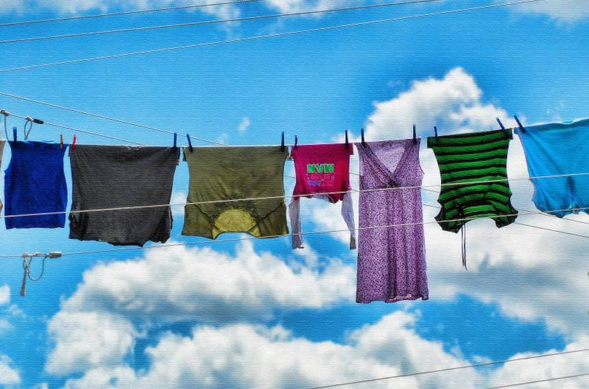 Green Laundry Tips For Every Household