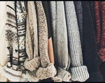 The Wonderful World of Sweaters