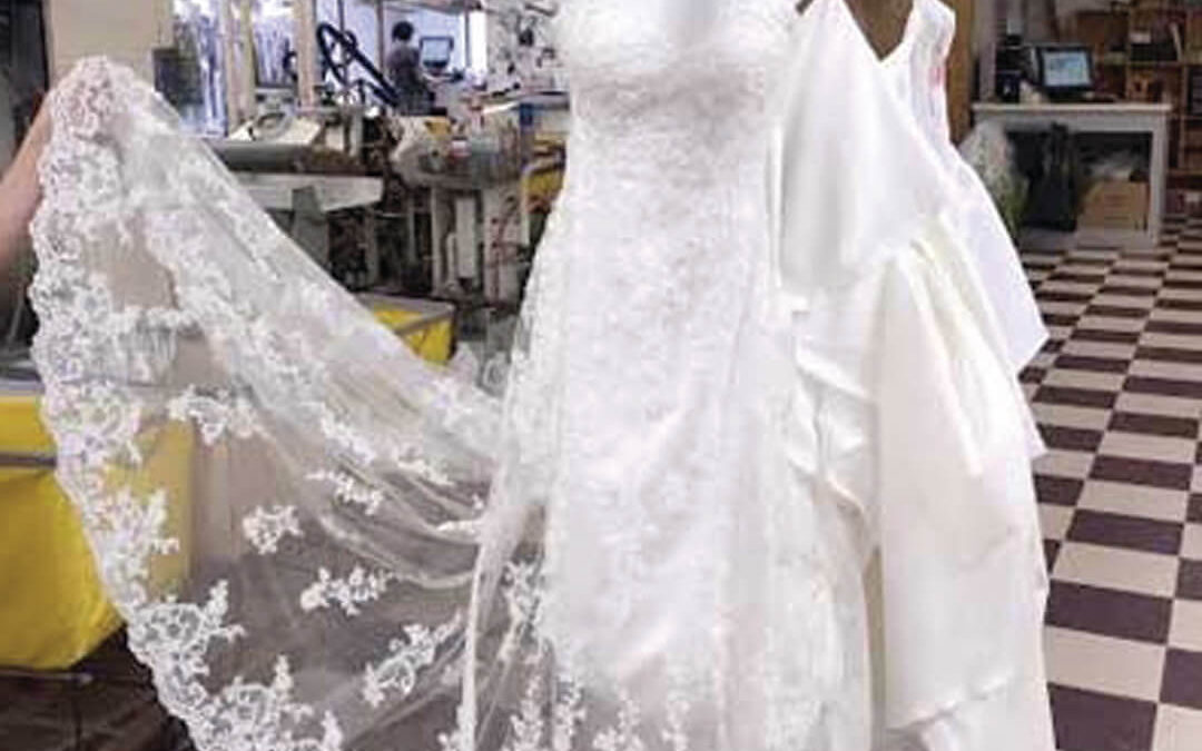 Caring for Your Wedding Gown